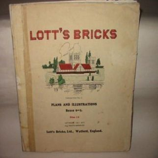 Lotts Bricks Plans and Instructions for Boxes 0-5
